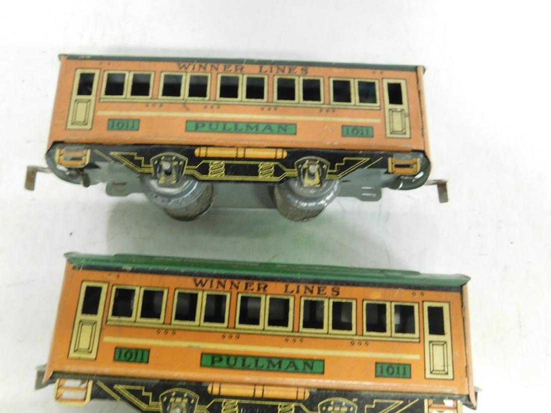 Winner Lines 1016 Locomotive & Tender - 2