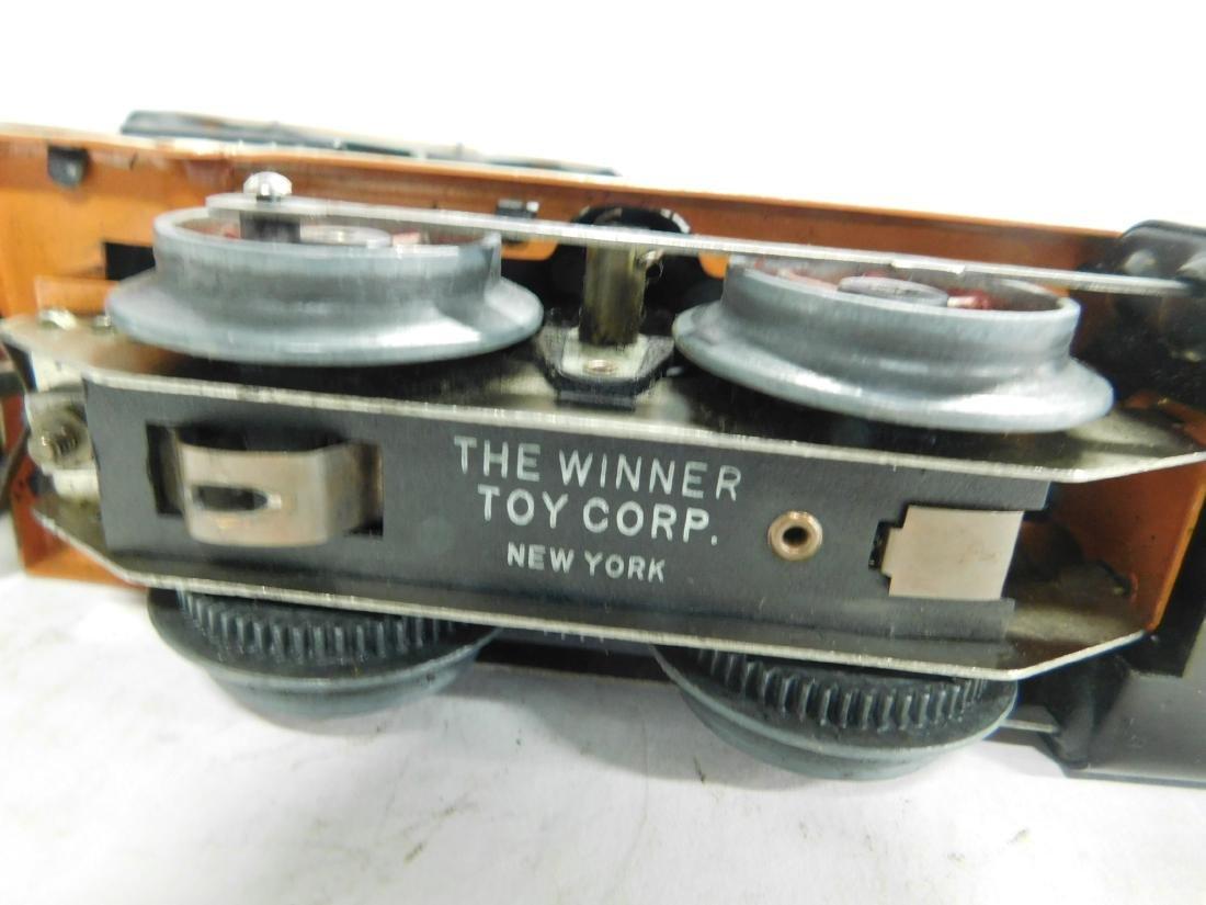 Winner Lines 1016 Locomotive & Tender - 4