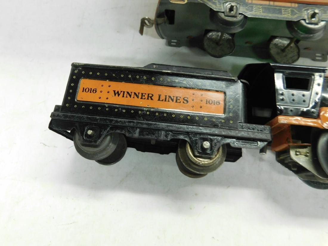 Winner Lines 1016 Locomotive & Tender - 6