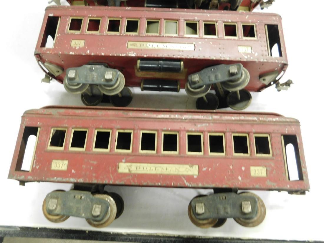 3 Lionel Standard Gauge Train Cars - 2