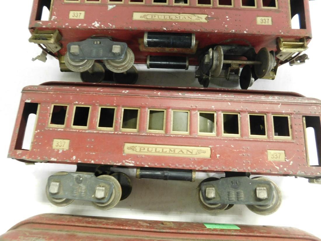 3 Lionel Standard Gauge Train Cars - 3