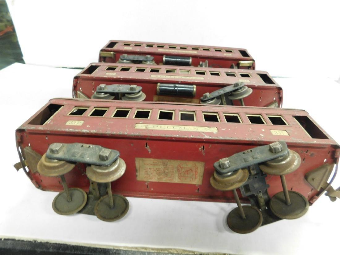 3 Lionel Standard Gauge Train Cars - 5