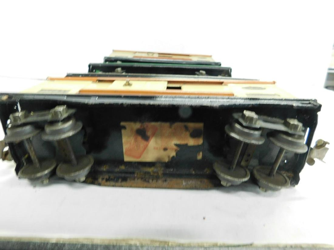 4 Lionel O Gauge Train Cars - 5