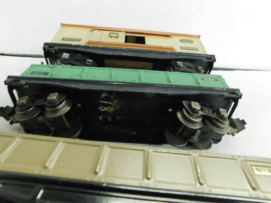 4 Lionel O Gauge Train Cars - 6