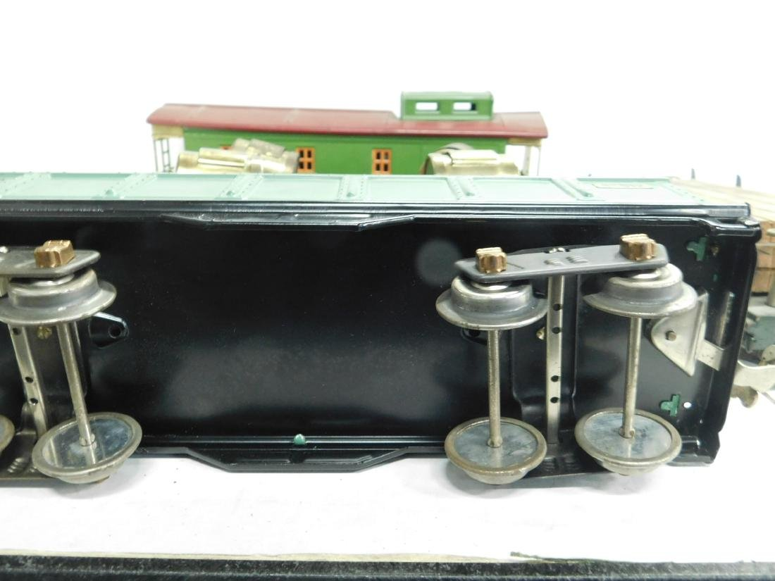 5 Lionel Prewar Standard Gauge Train Cars - 5