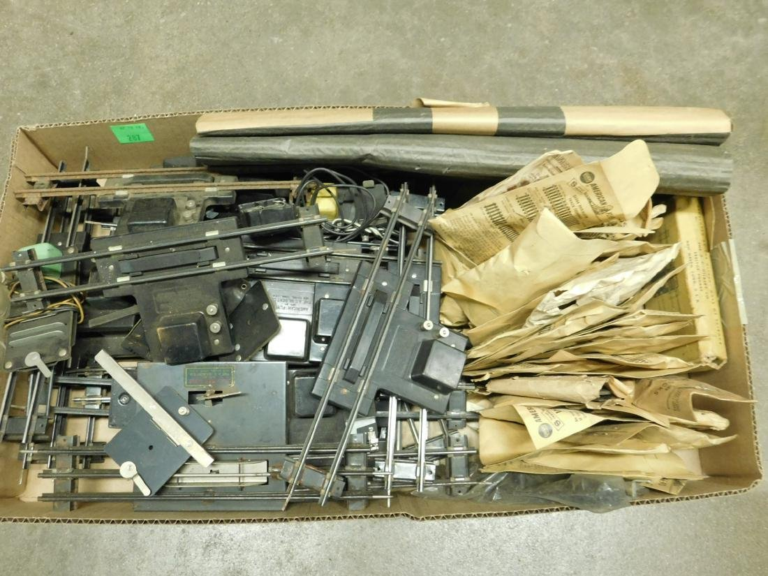 American Flyer Track Accessories