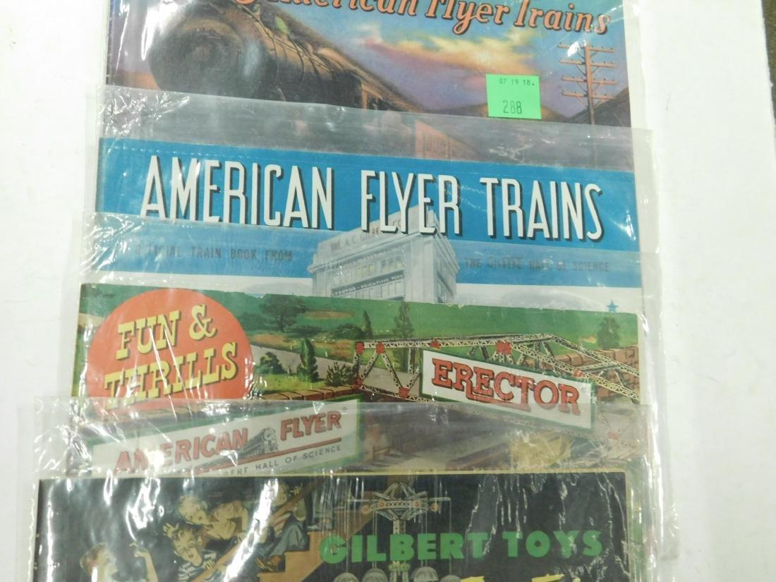 4- 1930s-50s American Train Catalog's - 3