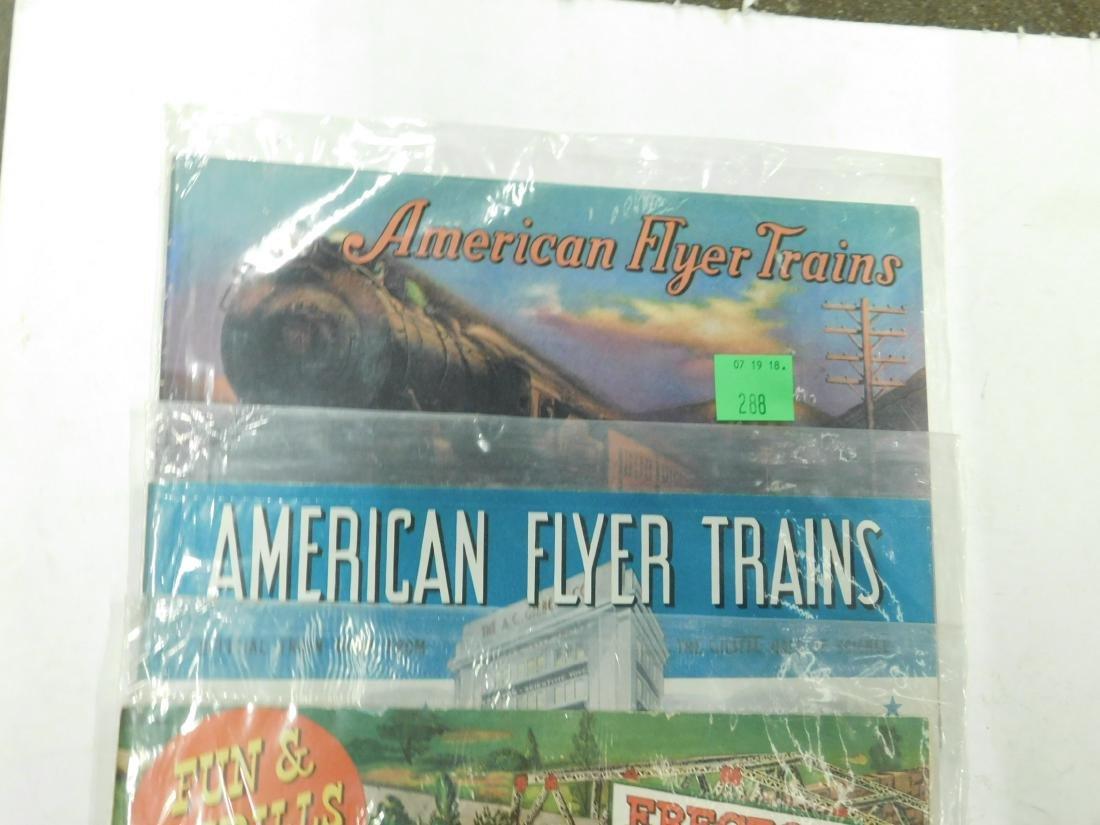 4- 1930s-50s American Train Catalog's - 4