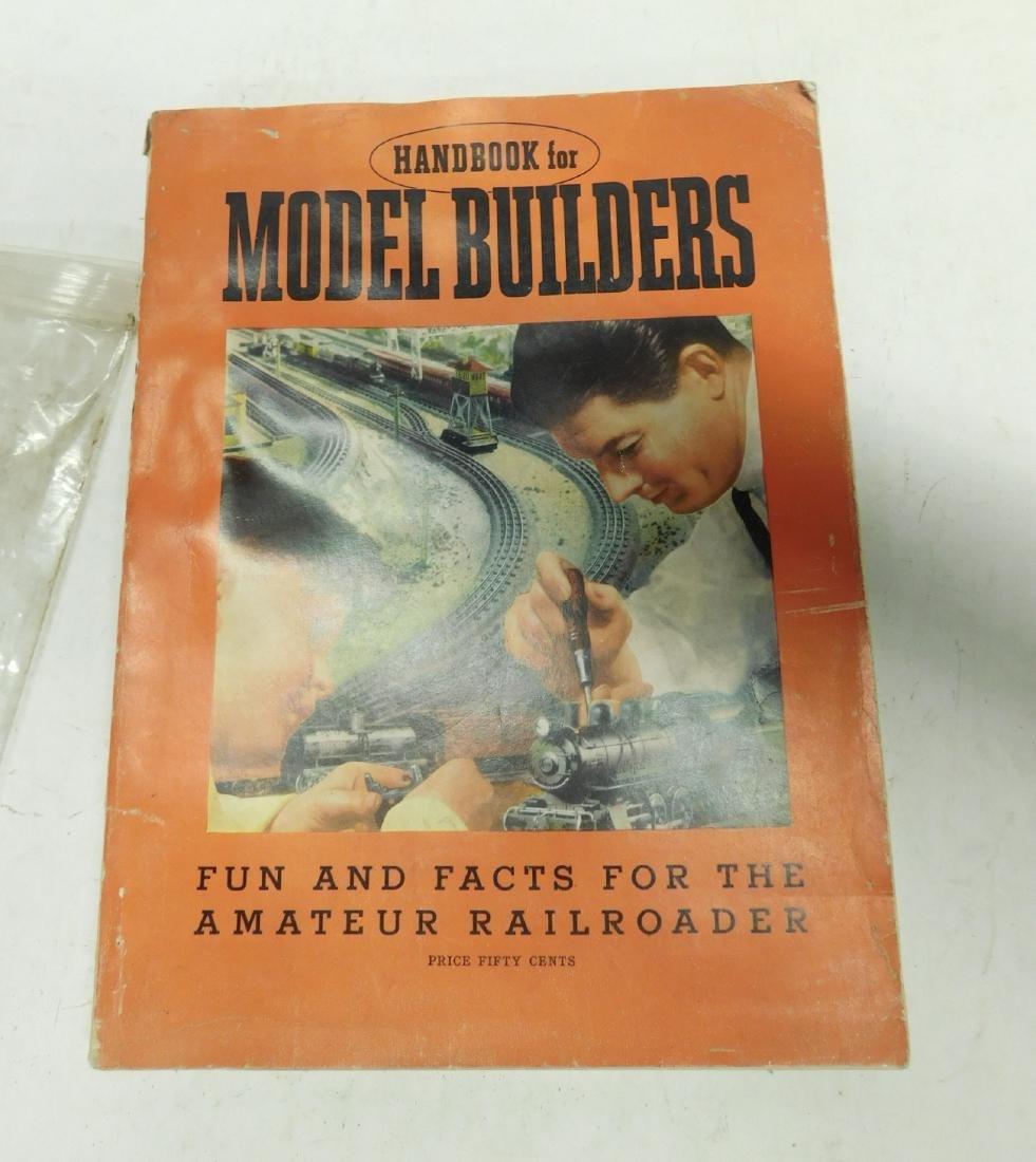 Vintage Lionel Handbook for Model Builders