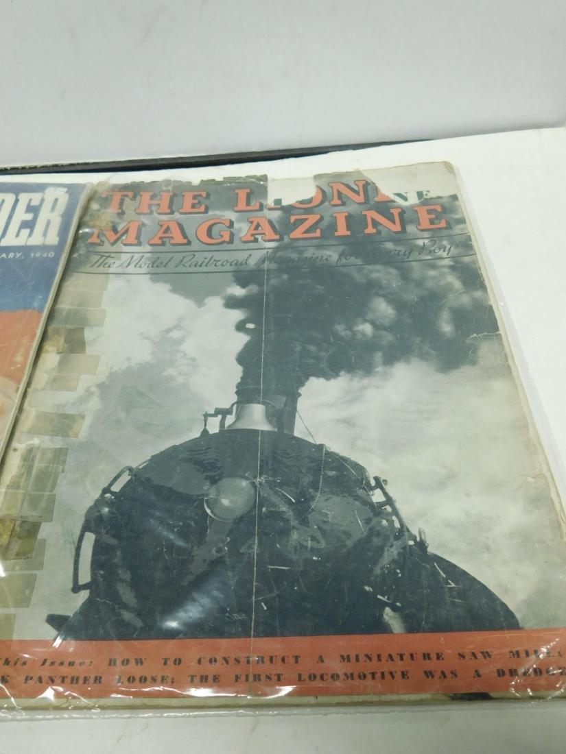 4-1930s & 40s Model Train Magazines - 3