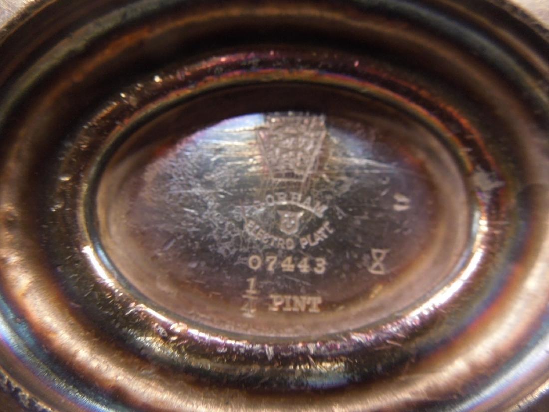 3 Pennsylvania Railroad Silver Plate Pieces - 3