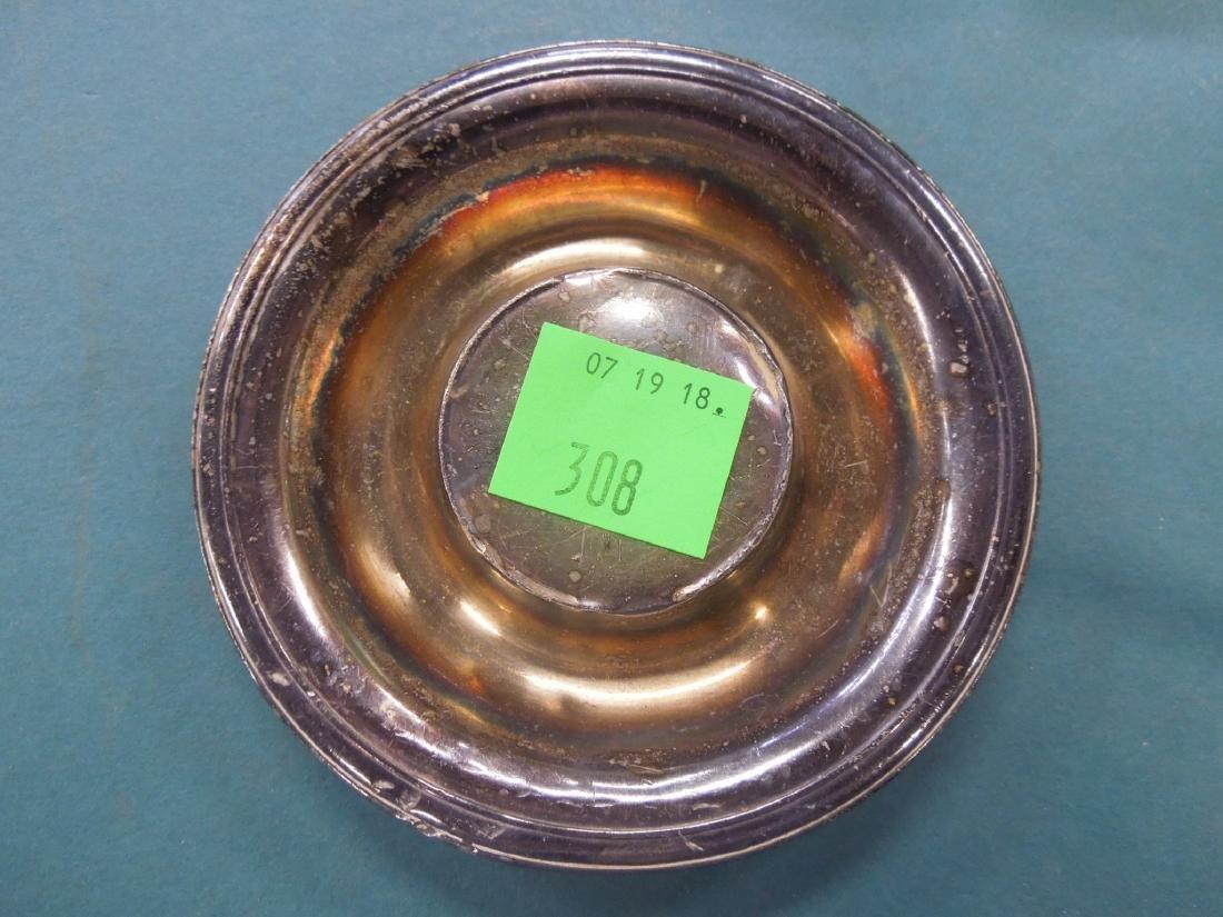 3 Pennsylvania Railroad Silver Plate Pieces - 5