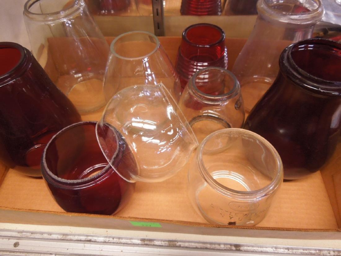 Assorted Lantern Globes