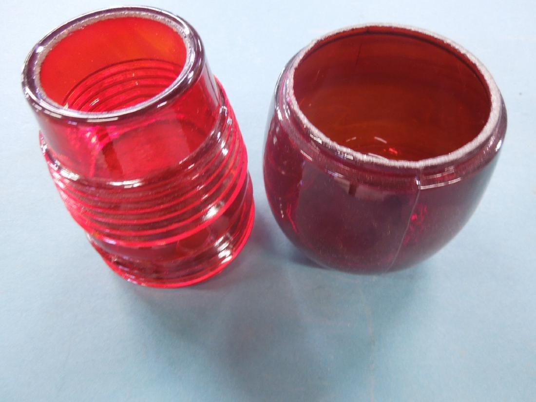 Assorted Lantern Globes - 3