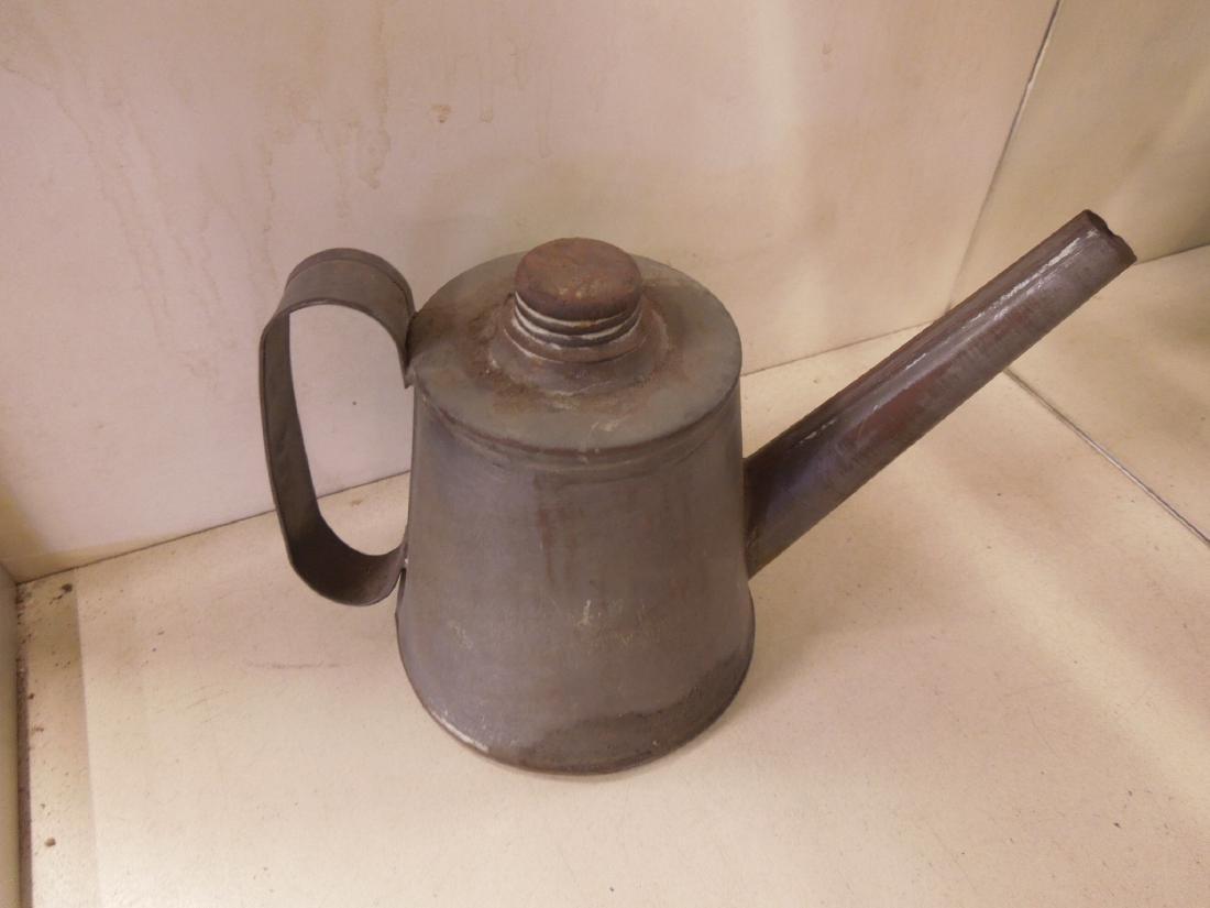 3pcs. Vintage Railroad Torches & Oil Can - 2