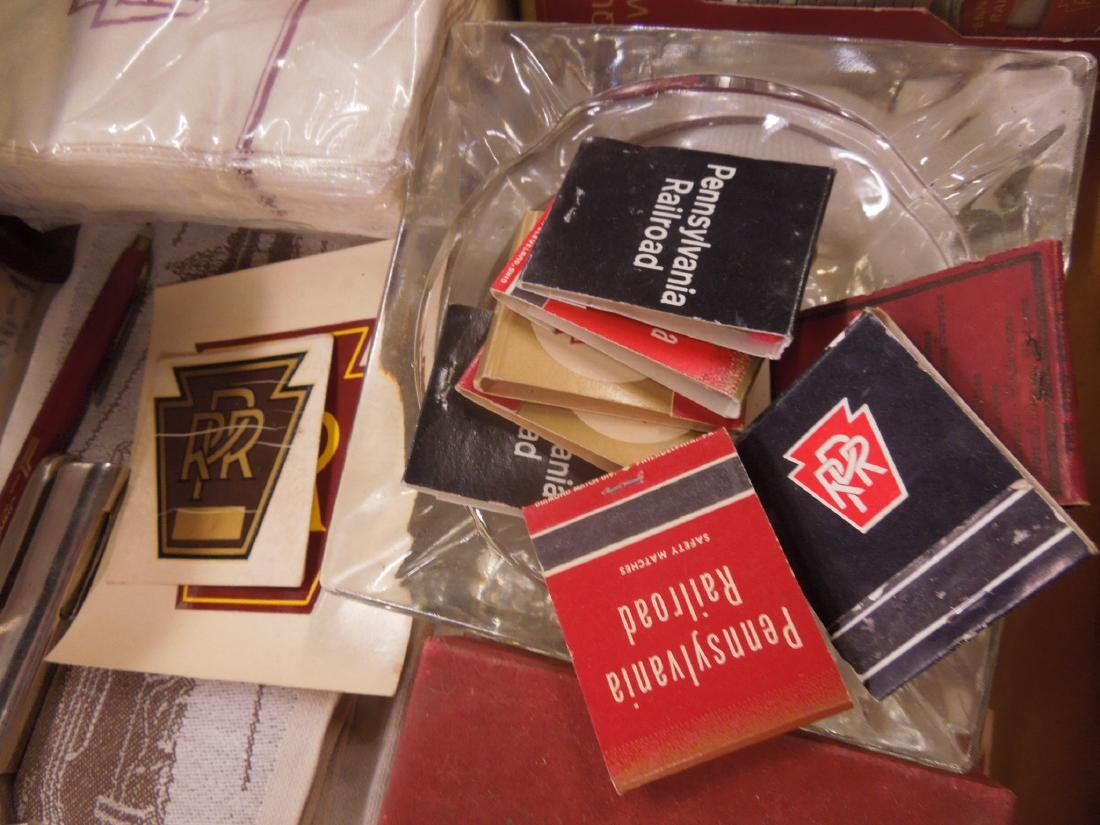 Assorted Vintage PRR Collectibles - 4