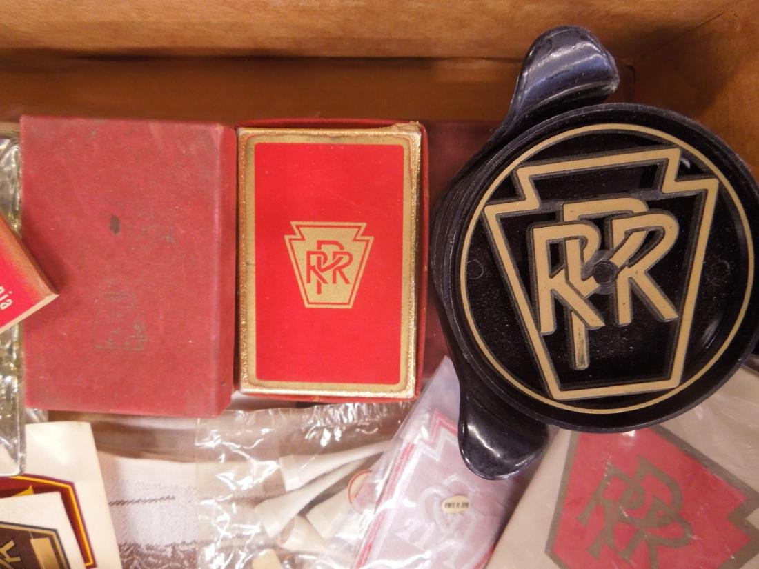 Assorted Vintage PRR Collectibles - 6