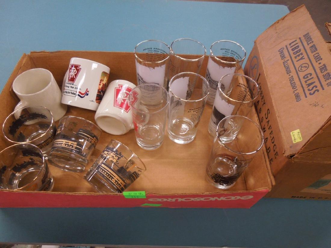 PRR Glasses & Coffee Mugs