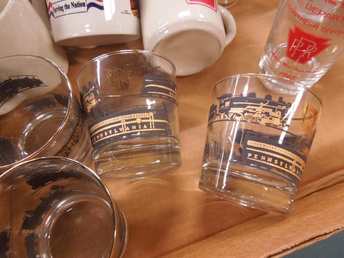 PRR Glasses & Coffee Mugs - 3