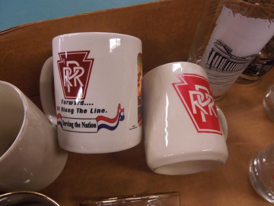 PRR Glasses & Coffee Mugs - 4