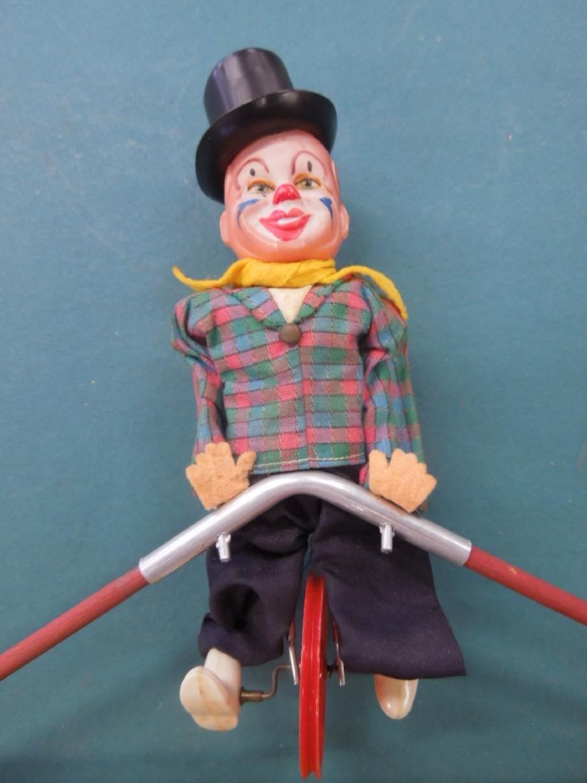 Vintage FEWO Balancing Clown - 2