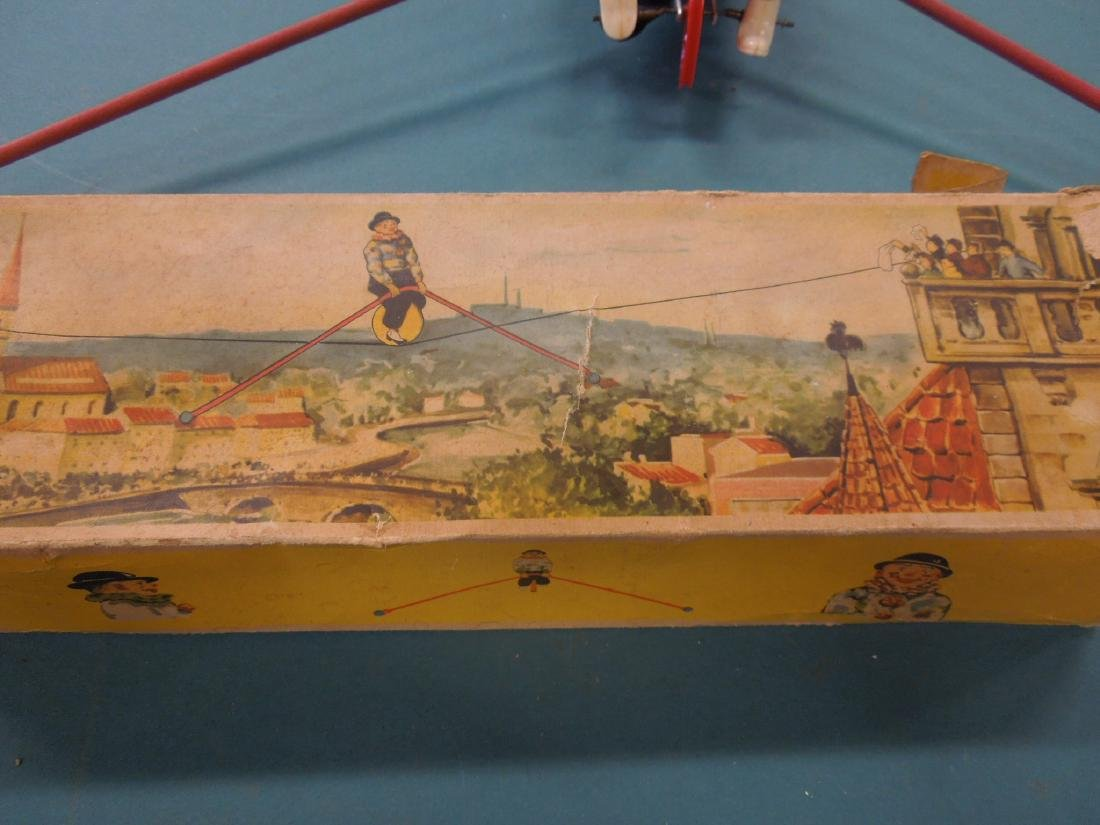 Vintage FEWO Balancing Clown - 5