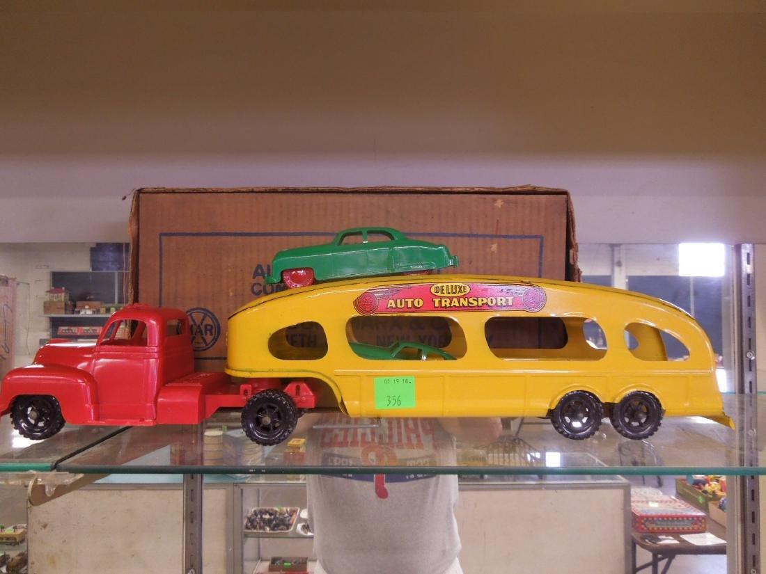 Marx Vintage Auto Transport w/Box