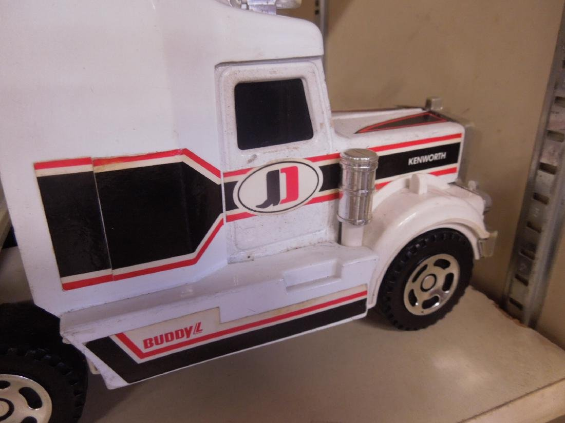 Ertl & Buddy Tractor Trailers - 3
