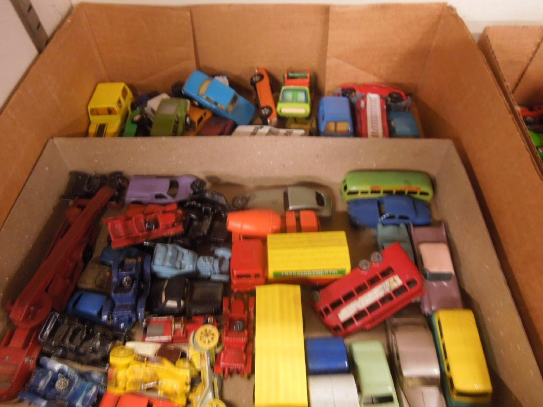 Large Lot Assorted Toy Cars - 2