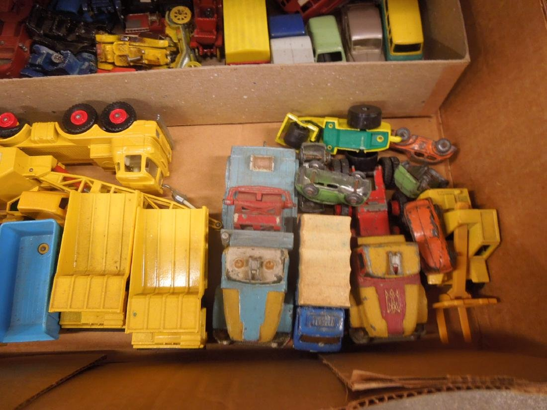 Large Lot Assorted Toy Cars - 3