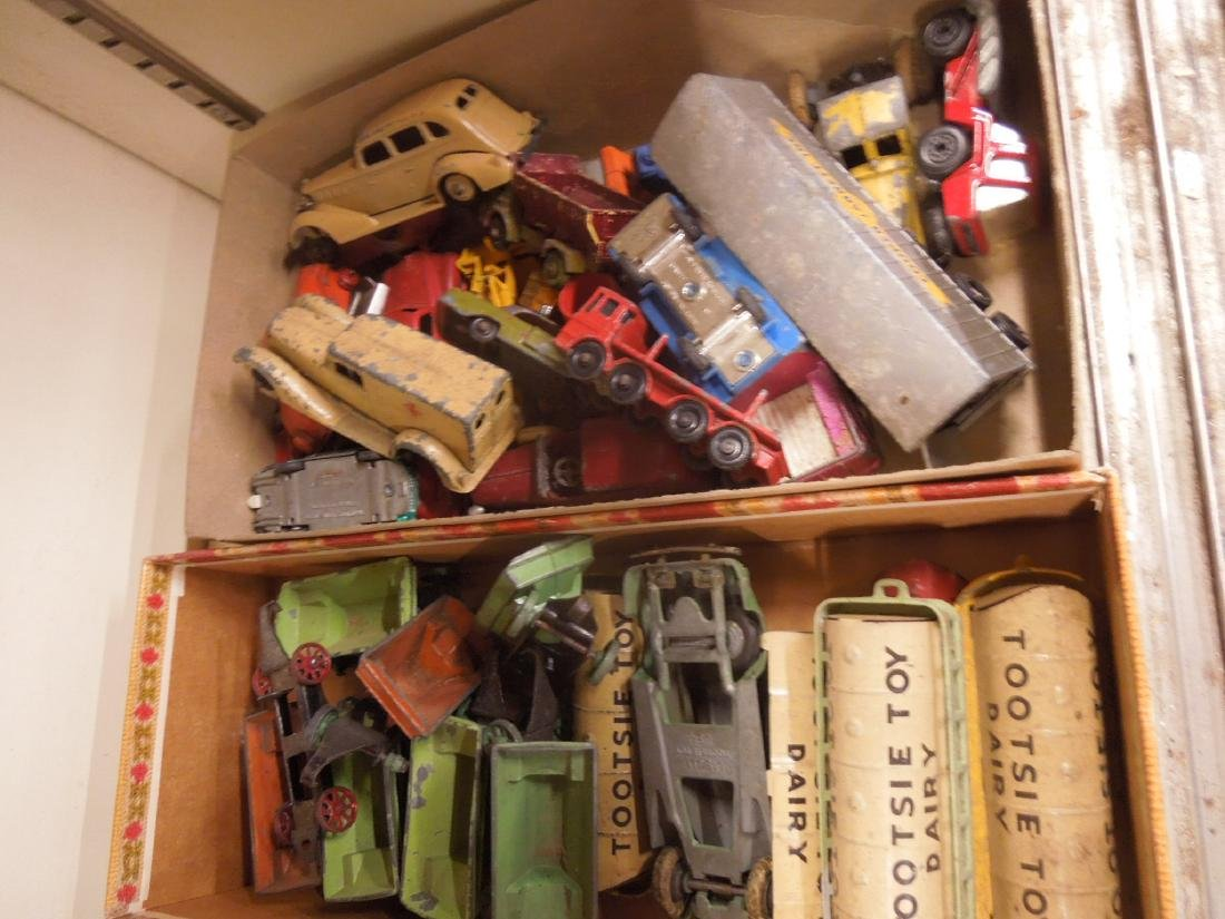 Large Lot Assorted Toy Cars - 4