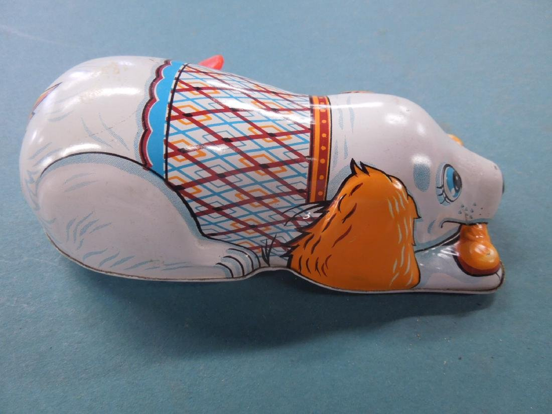 Vintage Tin Litho Windup Toy - 3