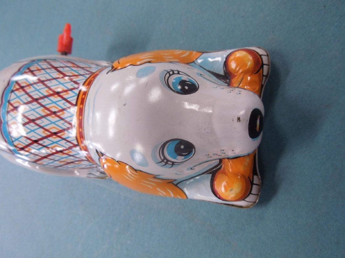 Vintage Tin Litho Windup Toy - 4