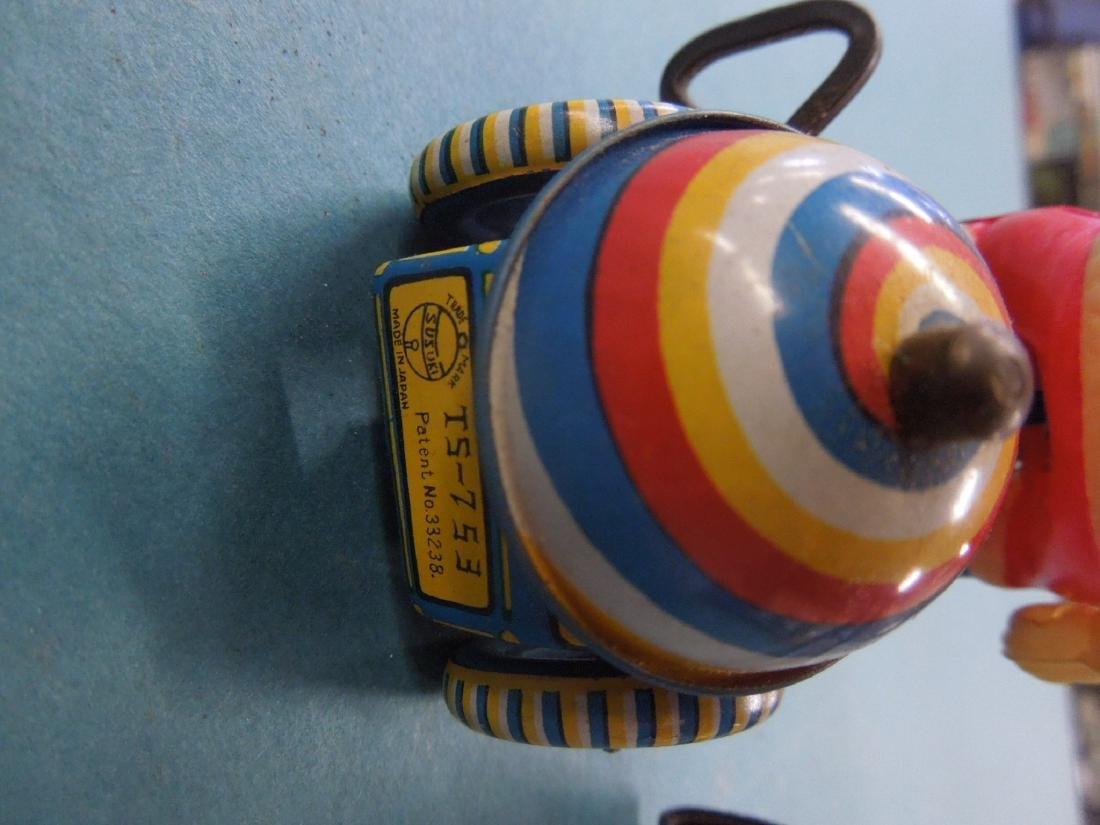 Vintage Tin Litho Wind-up Toy - 4