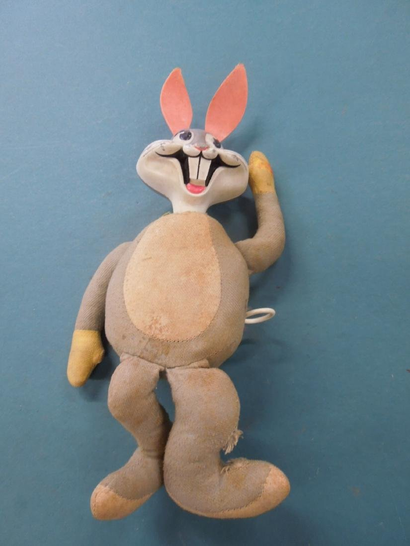 Vintage Pull String Bugs Bunny