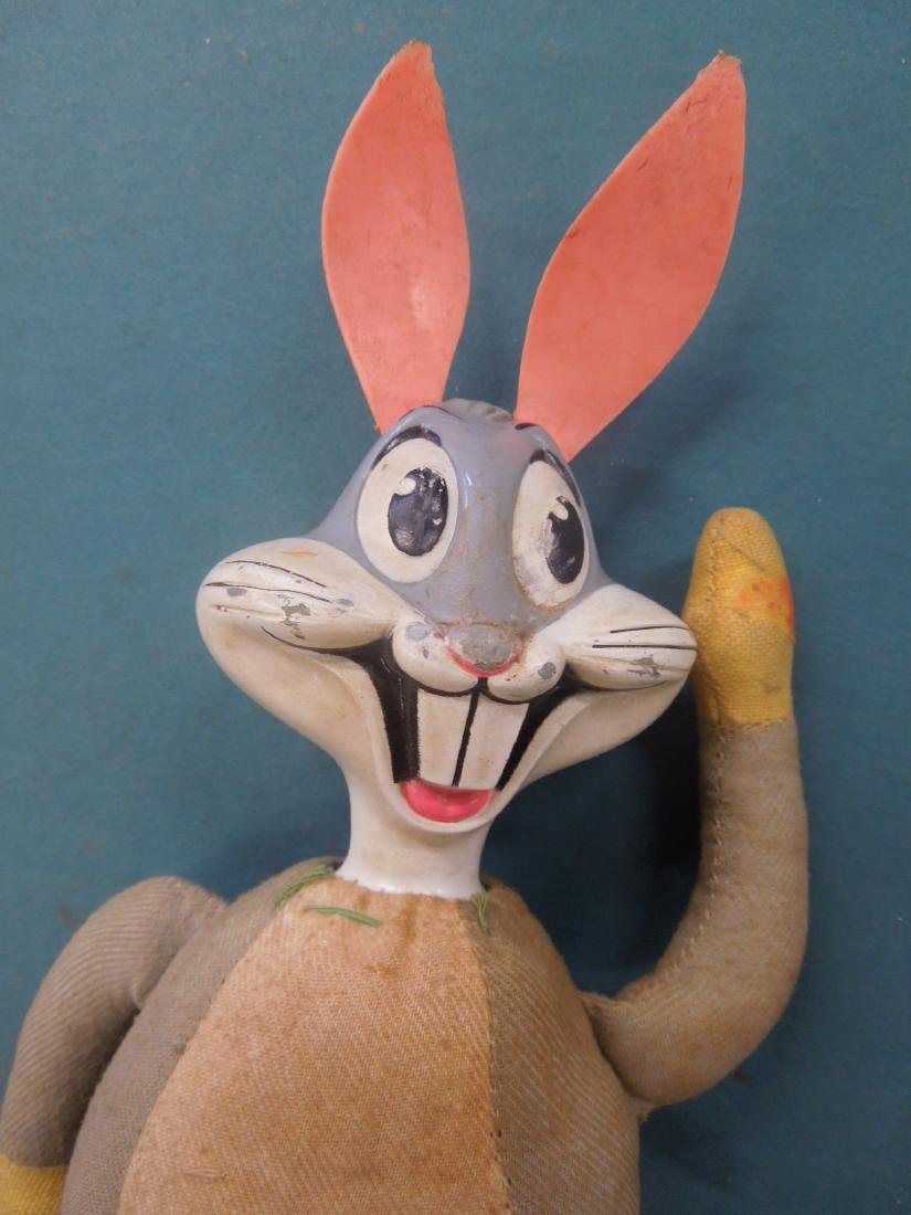 Vintage Pull String Bugs Bunny - 2