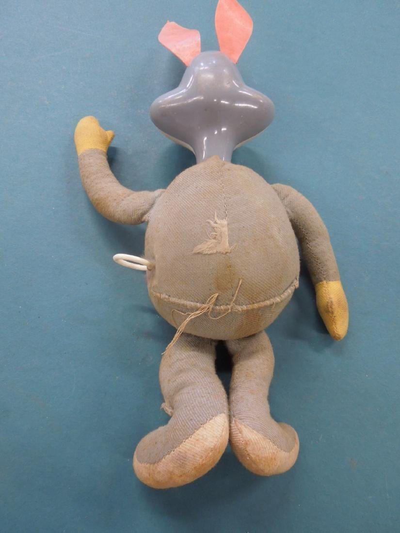 Vintage Pull String Bugs Bunny - 4