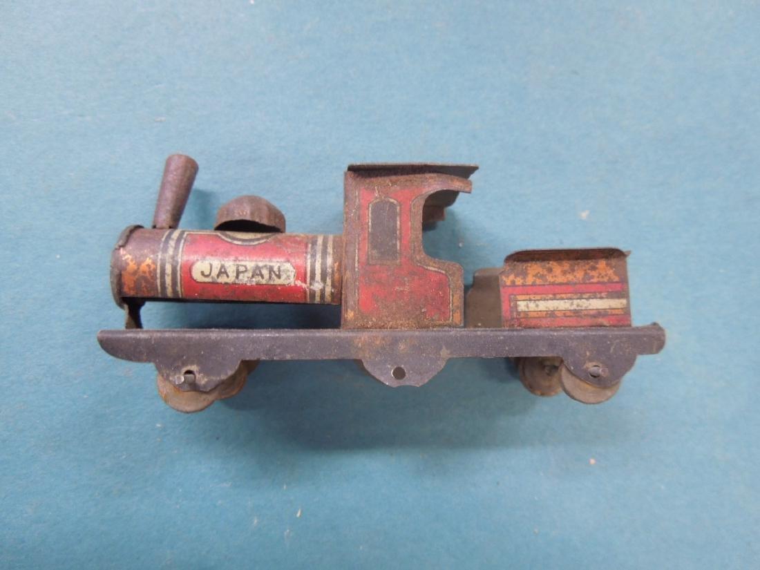 Lot Vintage Tin Litho Vehicles - 3