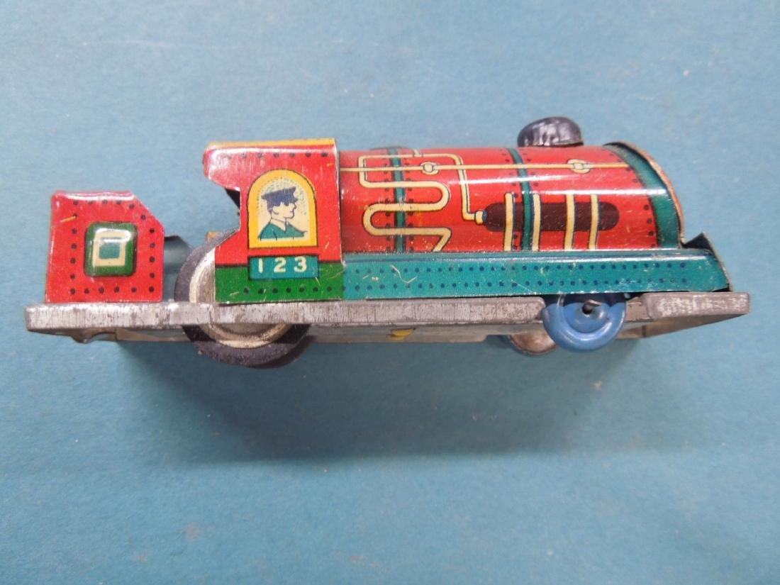 Lot Vintage Tin Litho Vehicles - 4