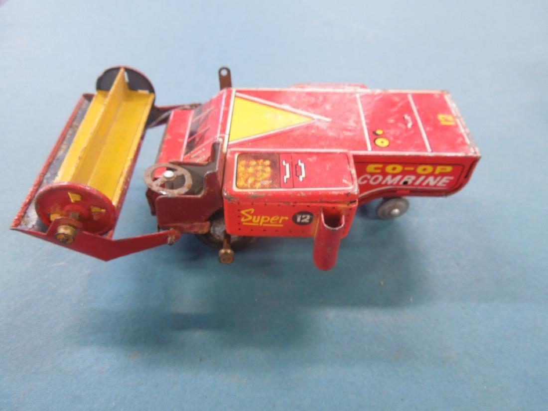 Vintage Tin Friction & Wind-up Toys - 2
