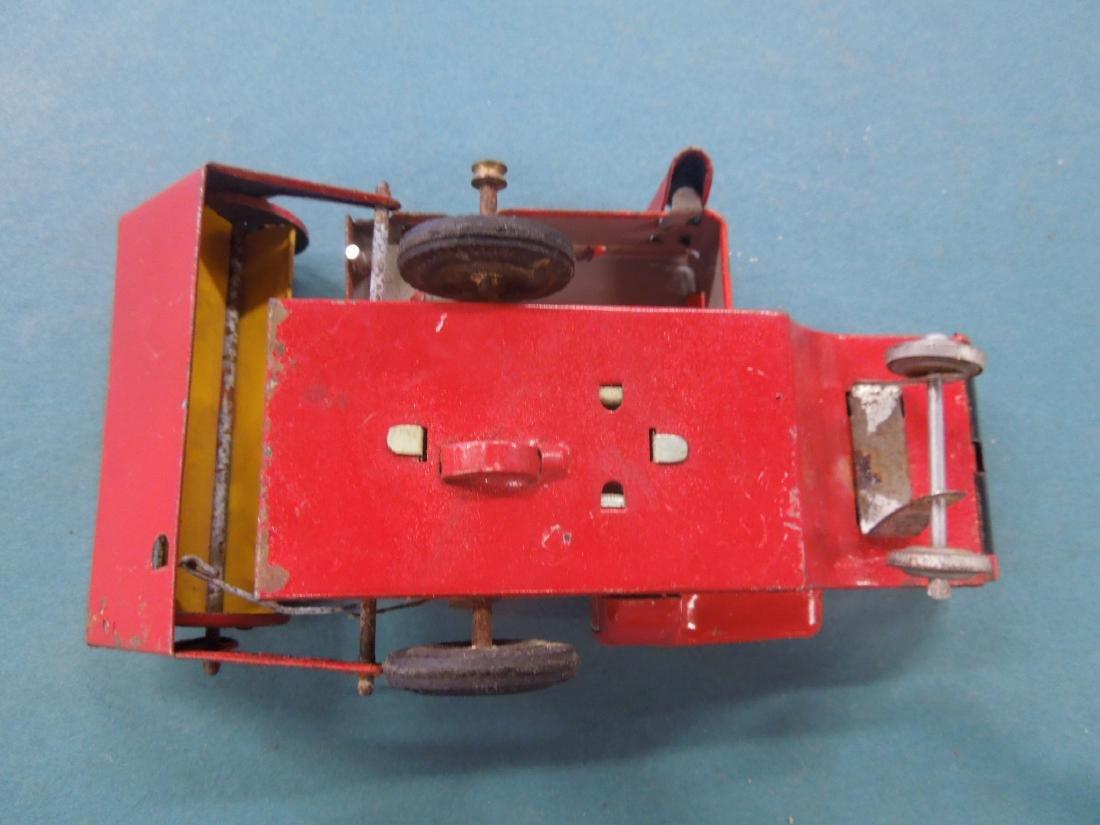 Vintage Tin Friction & Wind-up Toys - 3