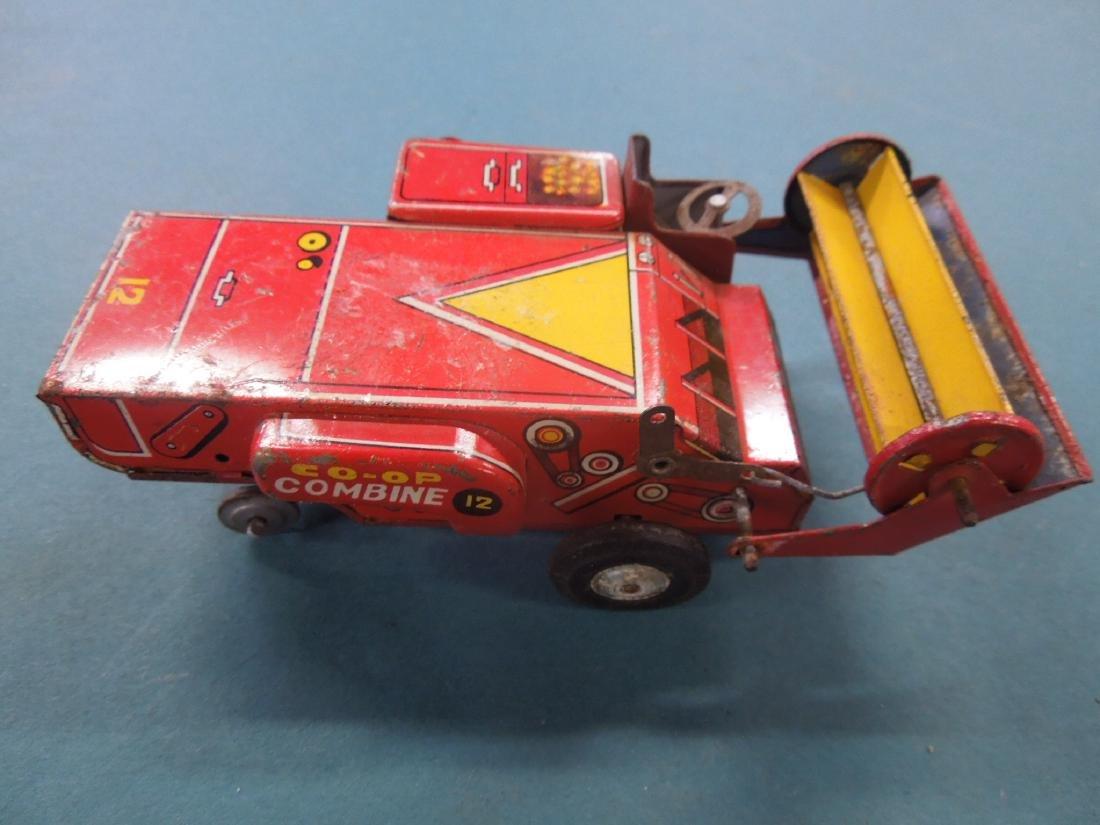 Vintage Tin Friction & Wind-up Toys - 4