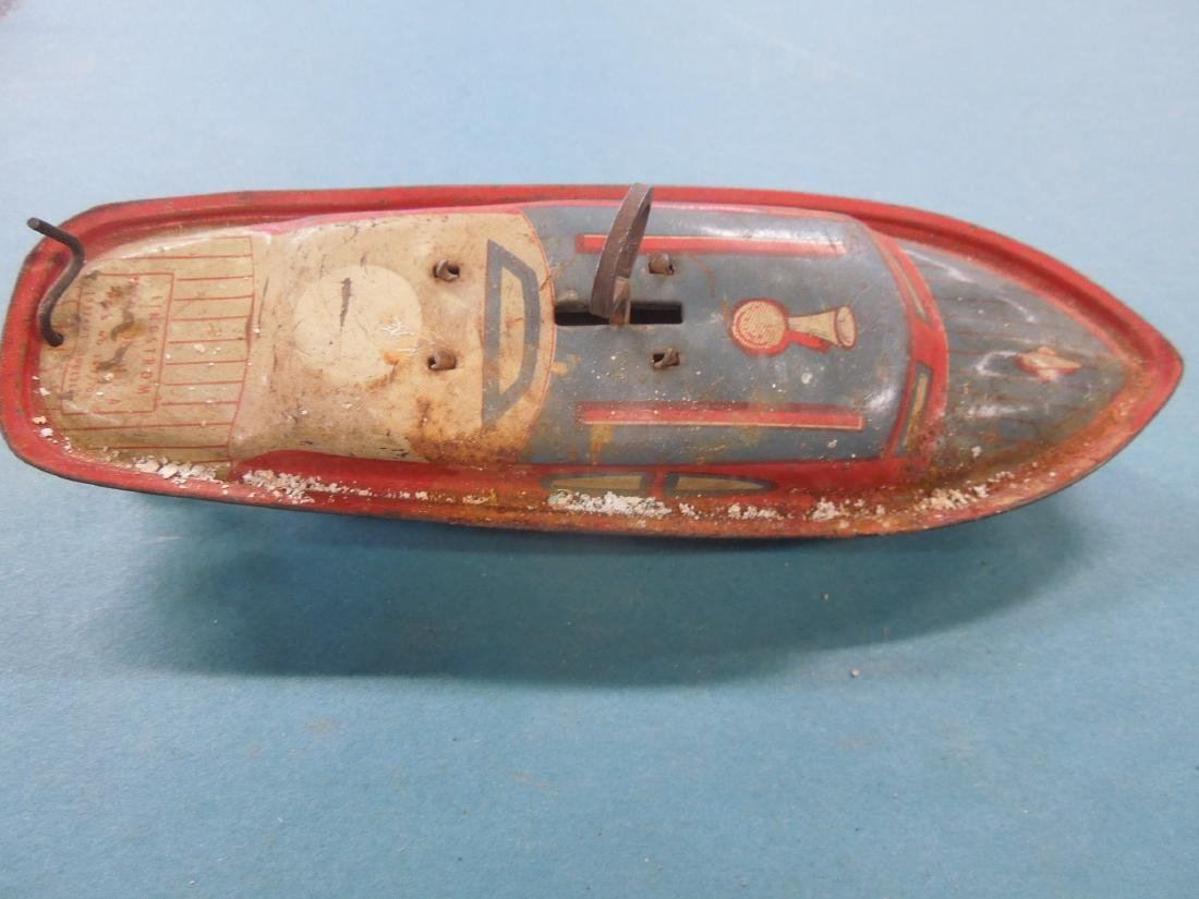 Vintage Tin Friction & Wind-up Toys - 5
