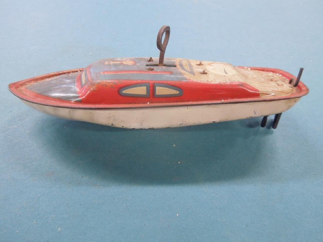 Vintage Tin Friction & Wind-up Toys - 6
