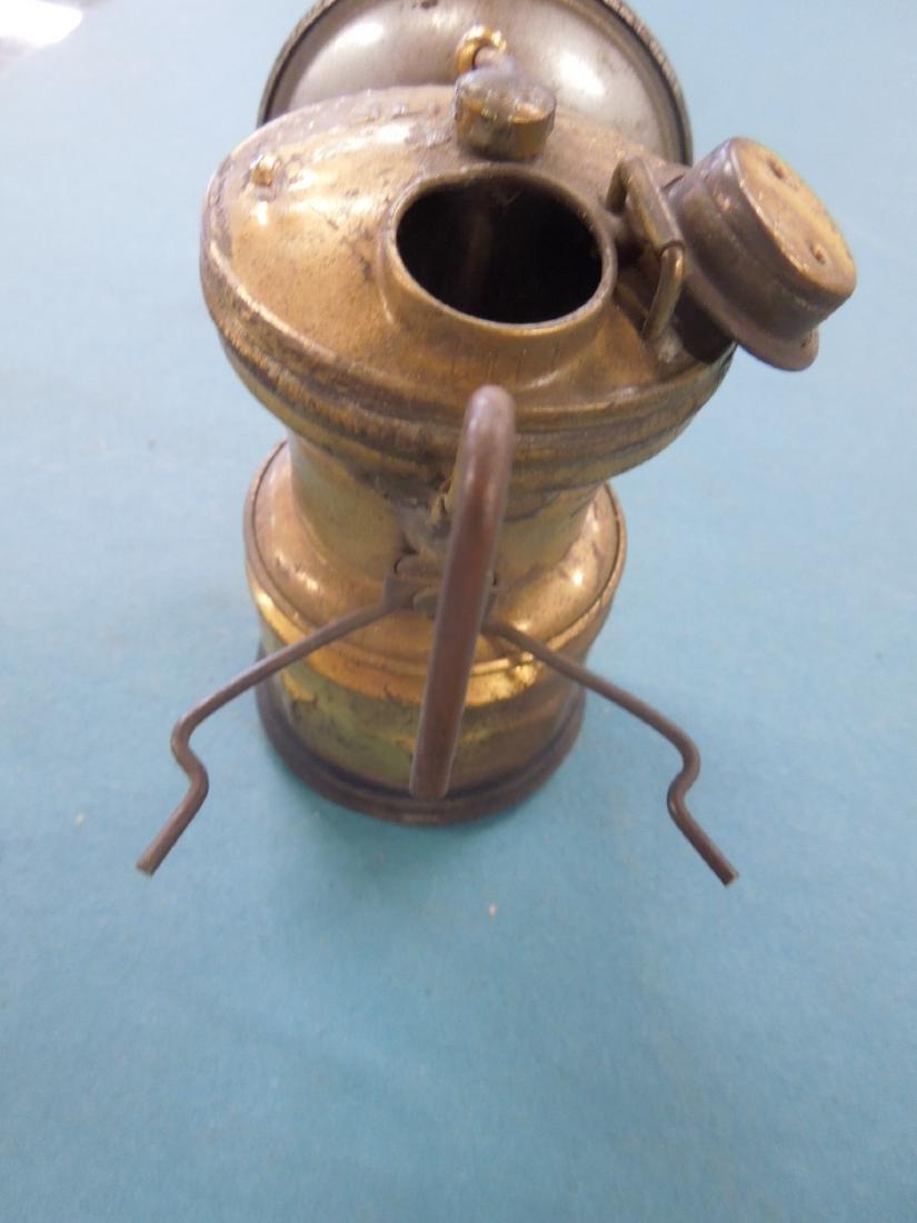 Vintage Auto-Lite Flint Ignited Lamp - 3