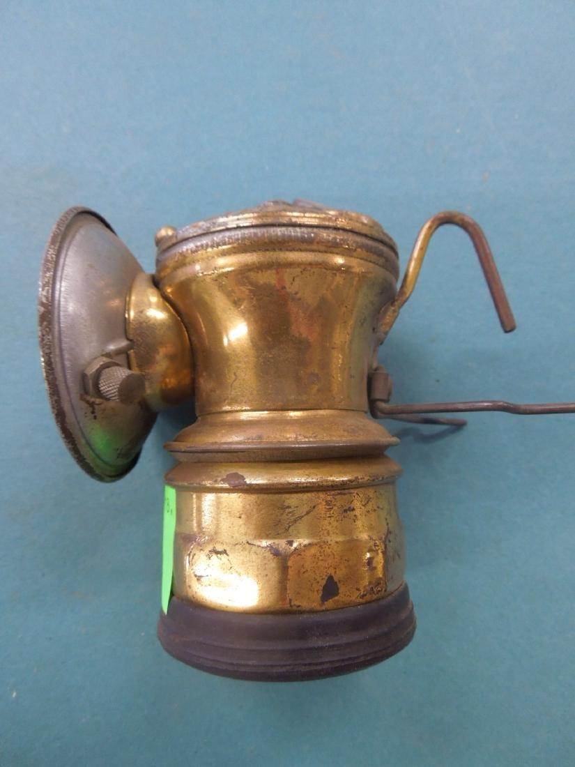Vintage Auto-Lite Flint Ignited Lamp - 4