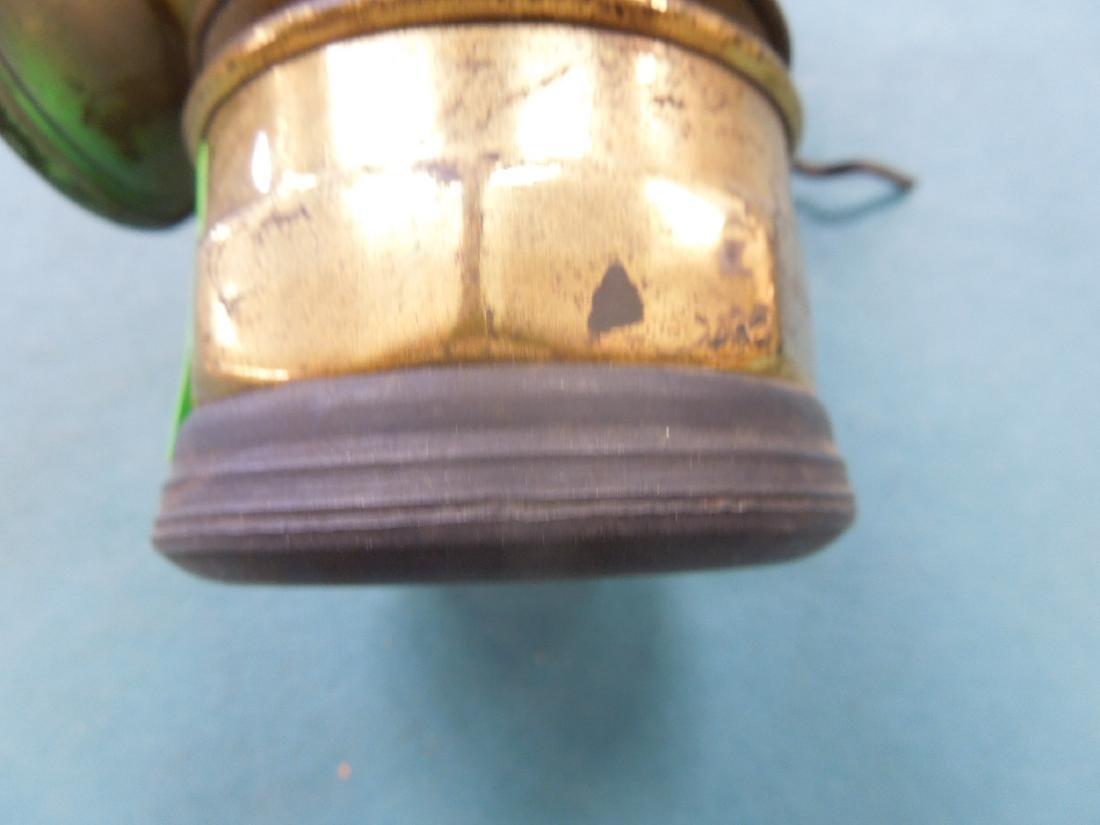 Vintage Auto-Lite Flint Ignited Lamp - 7