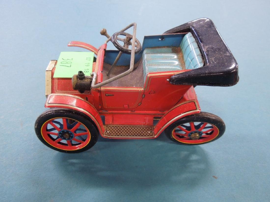 2 Vintage Tin Toys - 2