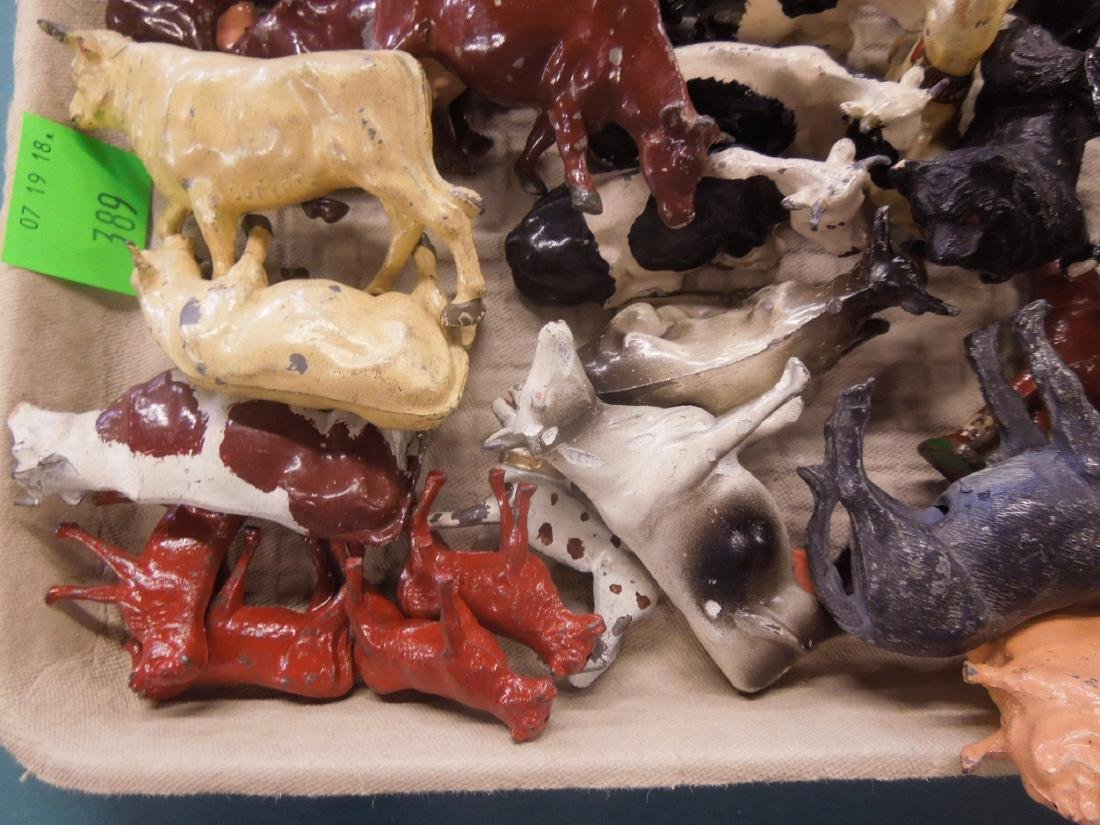 Large Lot Britains & Other Metal Animals - 5