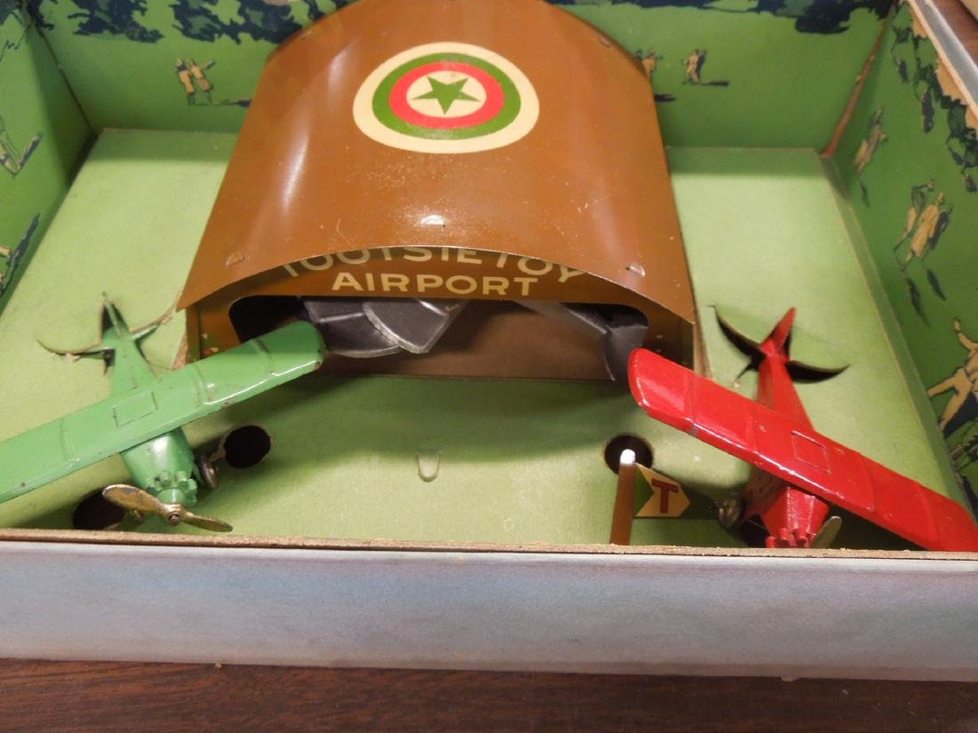 Vintage Tootsietoy Airport - 2
